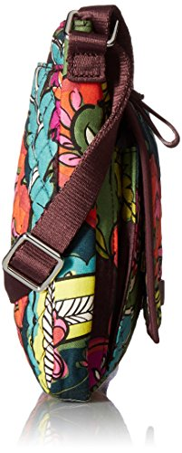 Vera Leaves Cotton Autumn Bradley RFID Signature Hipster Mini Iconic qnHq1ZBz