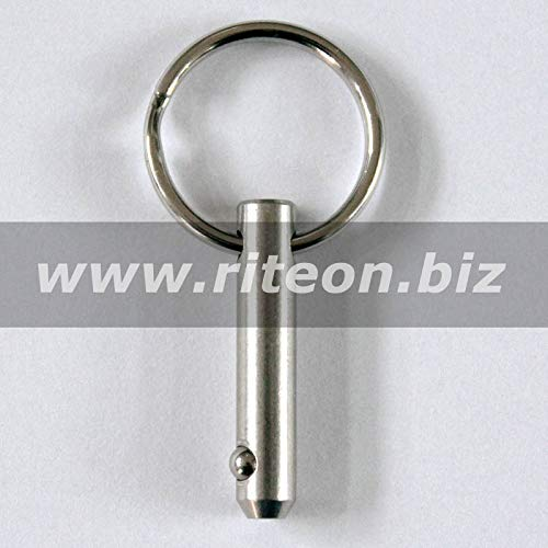 (Ochoos Detent pin, Quick Release pin, Stainless Steel, RITEON/M5SDS15)