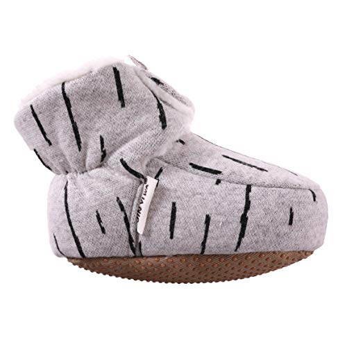 Pictures of RONGBLUE Newborn Infant Baby Girls Boys Slippers 3