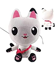 10.2Inch/26cm Gabb-y's Dollhouse Plush Toys,Cute Stuffed Pandy Paws Cat Toy Gift for Girls and Boys (A)