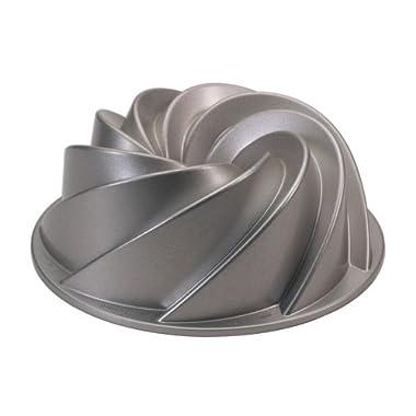 Nordic Ware 80602 Aluminum 10-Cup Non-Stick Bundt Pan