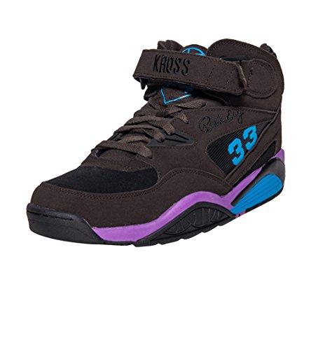 Venta Barata 2018 Ewing Athletics Sneaker alla moda da uomo Black/Dewberry/ Atomic Blue Mejores En Línea En El Precio Barato De Italia Llegar A Comprar A La Venta DD9u5Cmt3