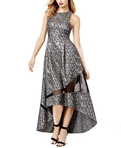 Sachin and Babi Womens Metallic Animal Print Evening for sale  Delivered anywhere in USA
