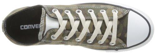 Converse Chuck Taylor Camo Prt Ox 309090-61-63 - Zapatillas de lona para hombre Verde (Grün (VERT CAMO))