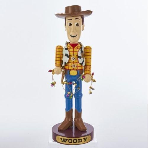 Kurt Adler 11'' Toy Story Woody Nutcracker