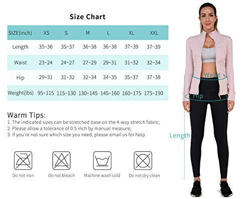 JOOKEE High Waist Yoga Pants with Pockets, Workout Pants for Women, Yoga Leggings with Pockets Black