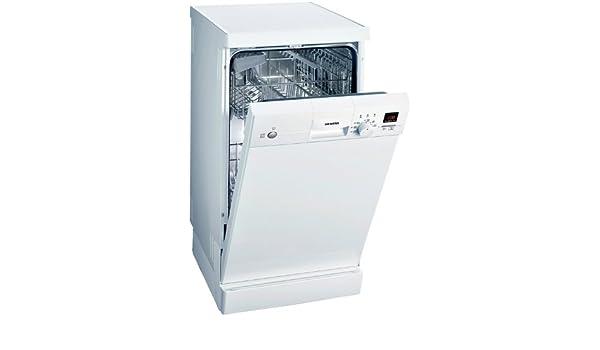 Siemens SF25M253EU lavavajilla Independiente 9 cubiertos A ...