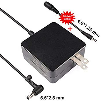 Amazon.com: ASUS 19V 2.37A 45W AC Adapter for Asus Zenbook ...
