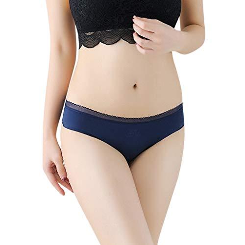 - Yetou Prime Amazon Day,Save 15% Women Panty Sexy Floral Lace Splice Briefs Panties Thongs Lingerie Underwear Blue