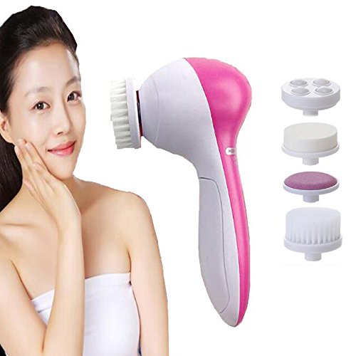 5 IN 1 Beauty Face Care Massager Set of 4 - 6