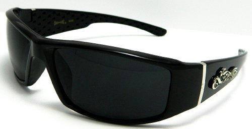 Motorcycle Biker Choppers Sport Sunglasses - Wholesale Biker Sunglasses