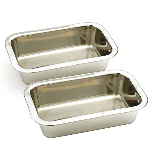 bread baking pan stainless steel - 7