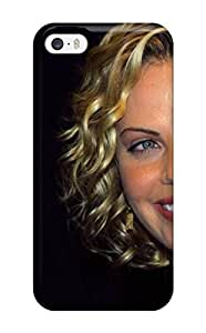 Defender Case For Iphone 5/5s, Charlize Theron 220 Pattern
