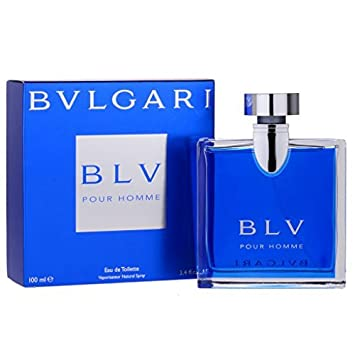 17e1d2946dd Amazon.com   Bvlgari BLV By Bvlgari For Men Eau De Toilette Spray 3.4 Oz    Bvlgari Perfume   Beauty