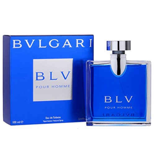 Bvlgari BLV By Bvlgari For Men Eau De Toilette Spray 3.4 Oz