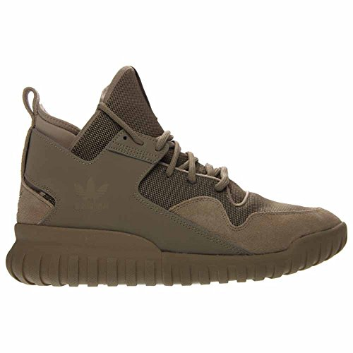 Adidas Tubolare X Mens Shoes Canapa / Corsa Bianco