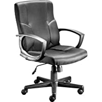 Staples Stiner Fabric Managers Chair (Black)