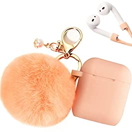 Filoto Case for Airpods, Airpod Case Cover for Apple Airpods 2&1 Charging Case, Cute Air Pods Silicone Protective…
