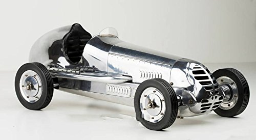 """Bb Korn Indianapolis 1930S Tether Car Model 22"""" Racing Spindizzy"""