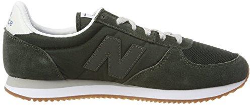 Green Dark Ec New Verde Green Dark Balance Covert 220 Blue Sneaker Uomo Covert 66q01Xw