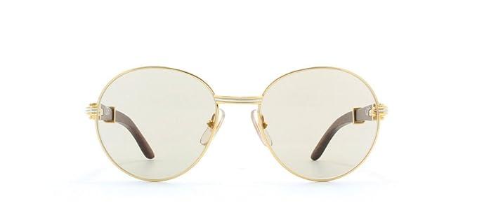 Amazon.com: Cartier Bagatelle t8200.042 GLD clásico marco de ...