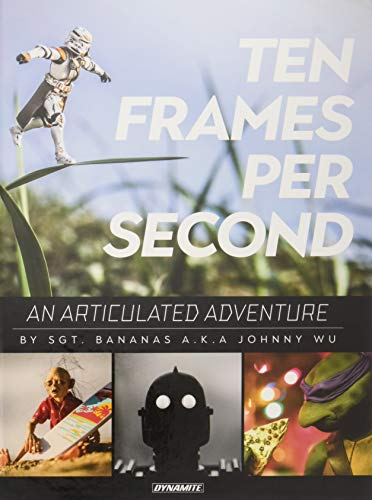 Instagram Sensation Johnny Wu has amassed a gargantuan following for his photographs depicting action figures starring in glorious, cinematic adventures. This first book collection of Wu's work will take you on a hero's journey through action figure ...