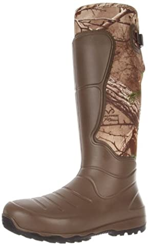 "LaCrosse Men's AeroHead 18"" 3.5mm Hunting Boot,Realtree Xtra Green,6 M US"