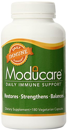 Moducare Immune System Support (180 Capsules) Plant Sterol Immune System Nutritional Supplement Suitable for Vegetarians