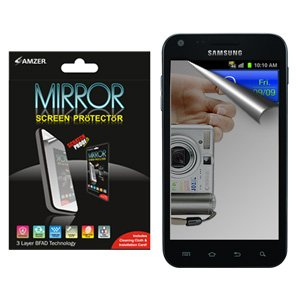Amzer Screen Protector with Cleaning Cloth for Samsung Ep...