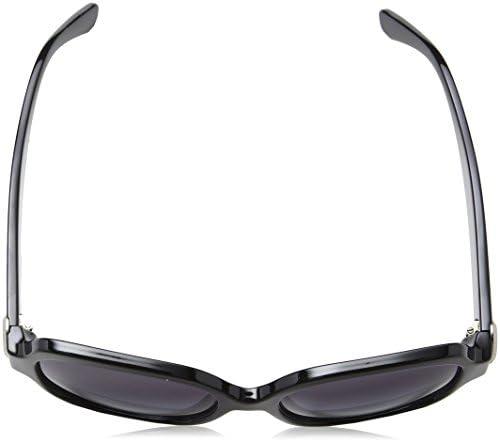 Michael Kors Suz 0MK2055 56mm Black/Grey Gradient One Size