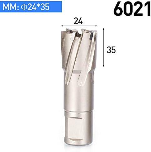 Fräser 1 Stück Legierung Metallbohrung Hohlkern Stahlbohrer Kernbohrer Eisenstempel Magnetbohrer Durchmesser 12-39 mm Schnitttiefe 35 mm-6021