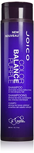 Purple shampoo for silver hair