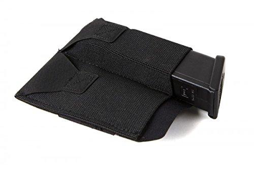 - BLF Black Force Belt Mount DB Pal Mag Ph. Black Gun Stock Accessories