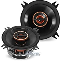 Infinity REF-4022cfx 105W 4 Reference Series Coaxial Car Speakers with Edge-driven, textile tweeters - Pair