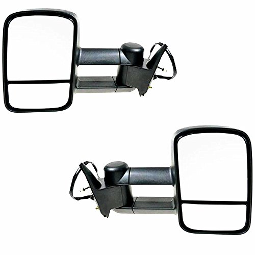 96 chevy 1500 tow mirrors - 9