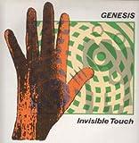 Invisible Touch LP (Vinyl Album) UK Virgin 1986