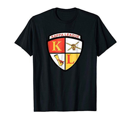 Kappa League Future NUPE Kappa Alpha 1911 Psi T-Shirt