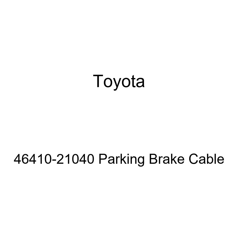 Toyota 46410-21040 Parking Brake Cable