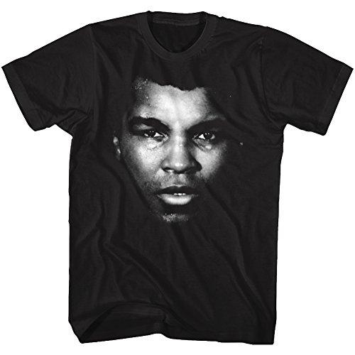 American Classics Muhammad Ali Men's Ali Portrait T-Shirt XXX-Large Black