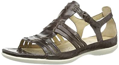 ECCO 240743 Womens Flash Huarache Sandal, Coffee Ice Point - 41