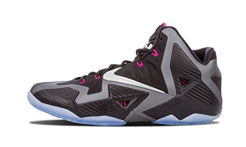 Noir rose Xi Lebron Basketball 616175 11 Nike Jordan Noir C003 gris Sqn0qH