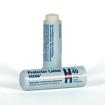 3x ISDIN LIP BALM PROTECTOR STICK SPF40 4g Xmas Gift Skin Beauty Gift