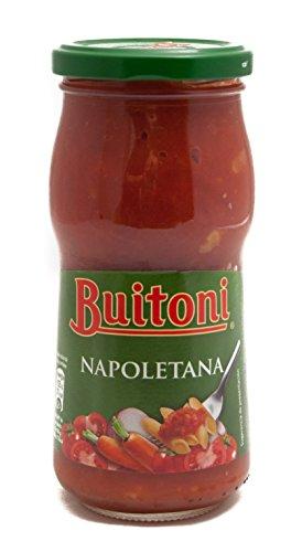 Buitoni, Frasco Napolitaanse tomatensaus, 400 g