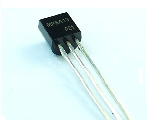 Exiron 100PCS MPSA13 NPN 0.5A/30V TO-92 Darlington Transistor NEW