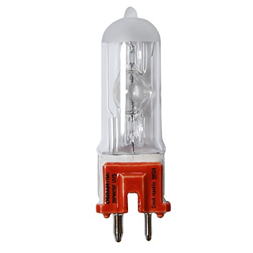 Osram Sylvania HMI 200W/SE UVS 200w GZY9.5 base 6000K metal halide (Metal Halide Single End)