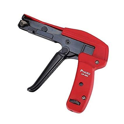 El alambre de aleación de aluminio CP-382 aprieta los lazos de las pistolas y