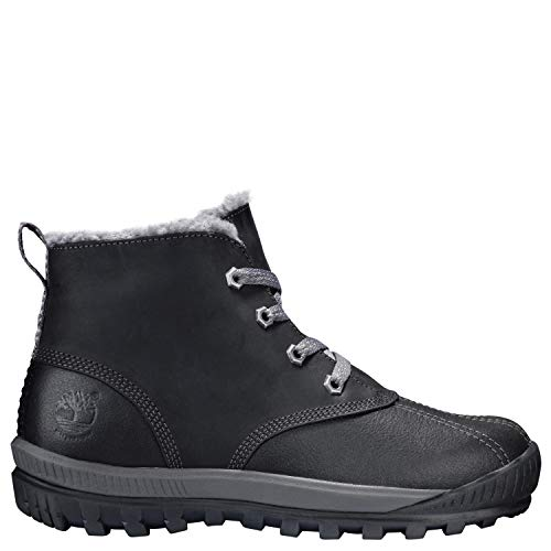 Timberland Women's Mt Hayes Waterproof Chukka Boots (8.5 B(M) US, Black/Black) ()
