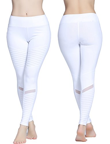 quilted leggings - 5