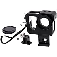 Qunqi Aluminium Alloy Protective Housing Case Shell Frame for GoPro Hero 4 Black