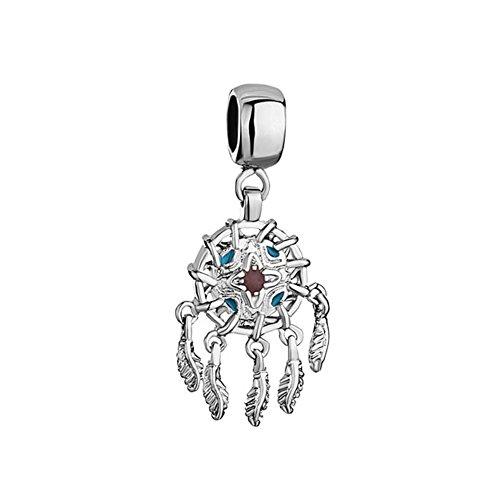 CharmsStory Catcher Silver Plated Bracelets